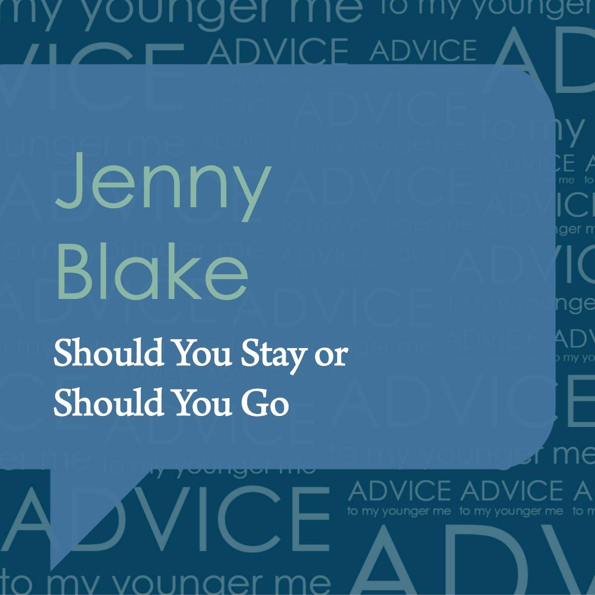 Jenny Blake
